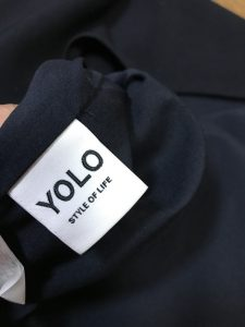 YOLO STYLE OF LIFE